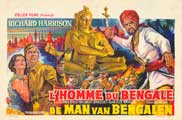 Temple of a Thousand Lights - 11 x 17 Movie Poster - Belgian Style A
