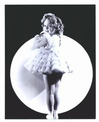Shirley Temple - 8 x 10 B&W Photo #1