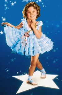 Shirley Temple - 8 x 10 Color Photo #9