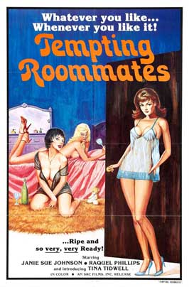 Tempting Roommates - 11 x 17 Movie Poster - Style A