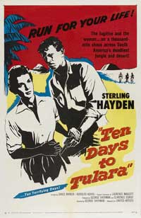 Ten Days to Tulara - 27 x 40 Movie Poster - Style A