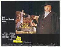 Ten Days Wonder - 11 x 14 Movie Poster - Style F