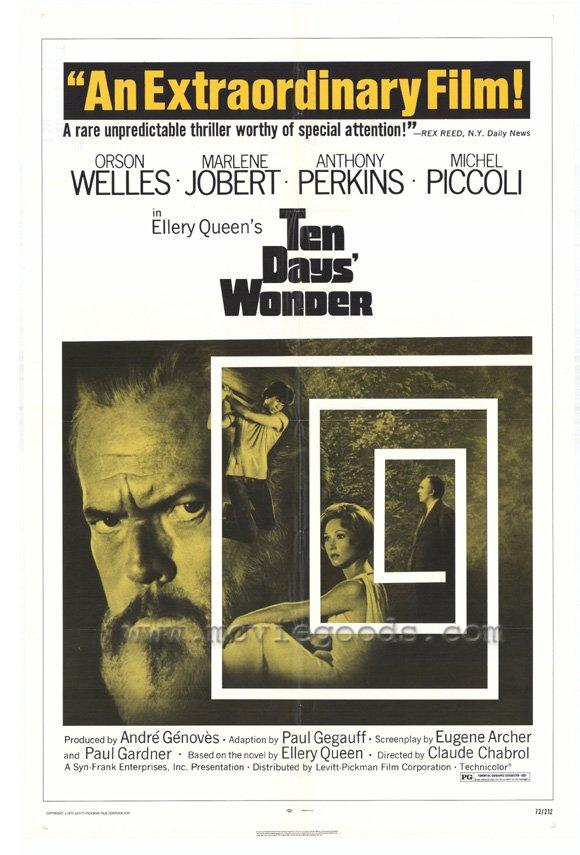 Ten Days Wonder movie