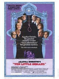 Ten Little Indians - 27 x 40 Movie Poster - Style A