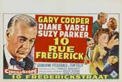 Ten North Frederick - 11 x 17 Movie Poster - UK Style A