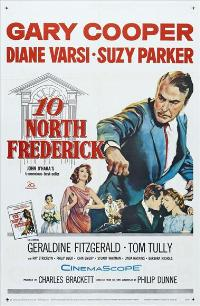 Ten North Frederick - 11 x 17 Movie Poster - Style A