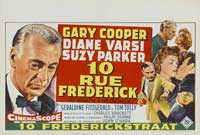 Ten North Frederick - 27 x 40 Movie Poster - UK Style A