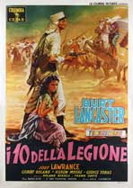 Ten Tall Men - 27 x 40 Movie Poster - Italian Style A