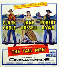Ten Tall Men - 20 x 20 Movie Poster - Style A