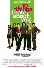Ten Things I Hate About You - 11 x 17 Movie Poster - Style B