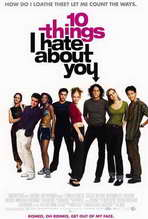 Ten Things I Hate About You - 27 x 40 Movie Poster - Style A