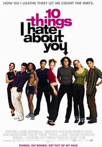 Ten Things I Hate About You - 43 x 62 Movie Poster - Bus Shelter Style A