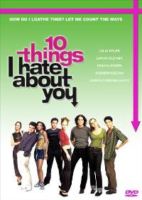 Ten Things I Hate About You - 27 x 40 Movie Poster - Style C