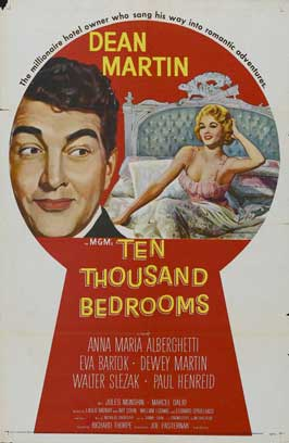Ten Thousand Bedrooms - 11 x 17 Movie Poster - Style A