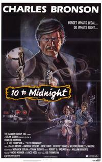 Ten to Midnight - 11 x 17 Movie Poster - Style A
