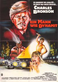 Ten to Midnight - 11 x 17 Movie Poster - German Style A
