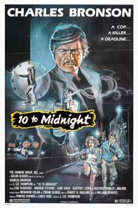 Ten to Midnight - 27 x 40 Movie Poster - Style A