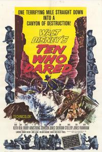 Ten Who Dared - 11 x 17 Movie Poster - Style A