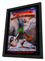 Tenacious D in The Pick of Destiny - 11 x 17 Movie Poster - Style A - in Deluxe Wood Frame