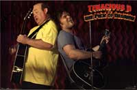 Tenacious D in The Pick of Destiny - Music Poster - 22 x 34 - Style A