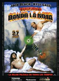 Tenacious D in The Pick of Destiny - 27 x 40 Movie Poster - Spanish Style A