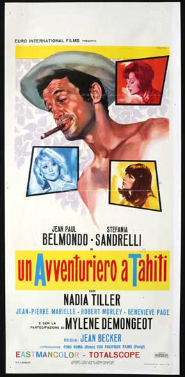Tender Scoundrel - 13 x 28 Movie Poster - Italian Style A