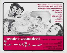Tender Scoundrel - 11 x 14 Movie Poster - Style B
