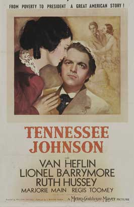 Tennessee Johnson - 11 x 17 Movie Poster - Style A