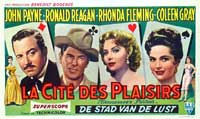 Tennessee's Partner - 20 x 40 Movie Poster - Belgian Style A