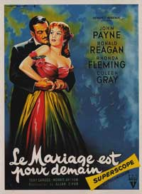 Tennessee's Partner - 11 x 17 Movie Poster - French Style A