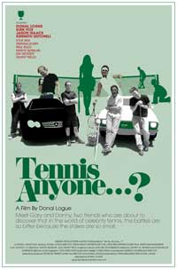 Tennis Anyone - 43 x 62 Movie Poster - Bus Shelter Style A