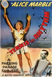Tennis in Rhythm - 27 x 40 Movie Poster - Style A