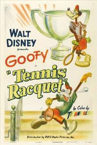 Tennis Racquet - 11 x 17 Movie Poster - Style A