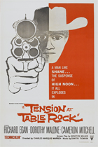 Tension at Table Rock - 27 x 40 Movie Poster - Style B
