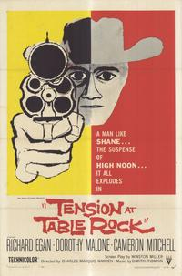 Tension at Table Rock - 11 x 17 Movie Poster - Style A