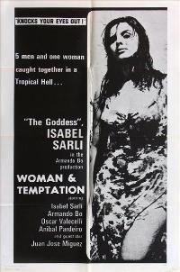 Tentaci�n desnuda, La - 11 x 17 Movie Poster - Style A