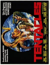 Tentacles - 22 x 28 Movie Poster - Half Sheet Style A