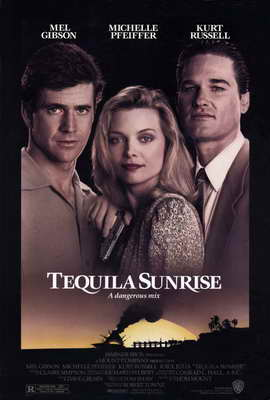 Tequila Sunrise - 27 x 40 Movie Poster - Style A