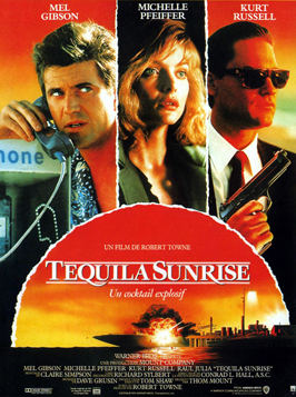 Tequila Sunrise - 11 x 17 Movie Poster - French Style A