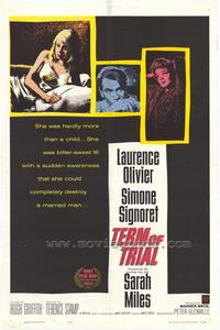 Term of Trial - 11 x 17 Movie Poster - Style A