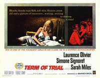 Term of Trial - 11 x 14 Movie Poster - Style A