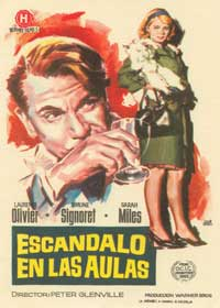 Term of Trial - 11 x 17 Movie Poster - Spanish Style A
