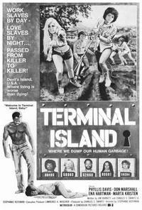Terminal Island - 27 x 40 Movie Poster - Style A