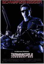 Terminator 2: Judgement Day Movie Posters