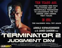 Terminator 2: Judgment Day - 11 x 17 Movie Poster - Style B