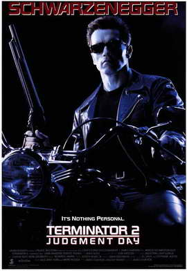 Terminator 2: Judgment Day - 11 x 17 Movie Poster - Style A
