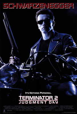 Terminator 2: Judgment Day - 27 x 40 Movie Poster - Style A