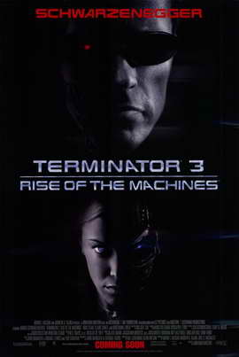 Terminator 3: Rise of the Machines - 11 x 17 Movie Poster - Style C