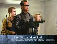Terminator 3: Rise of the Machines - 11 x 14 Poster German Style A