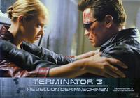 Terminator 3: Rise of the Machines - 11 x 14 Poster German Style B